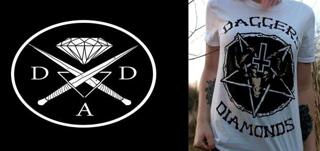 daggersdiamonds